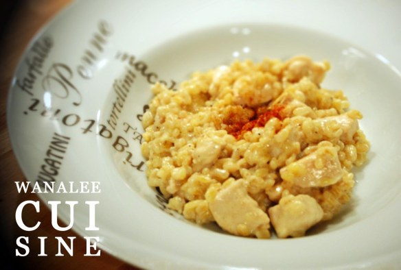 Eblysotto poulet