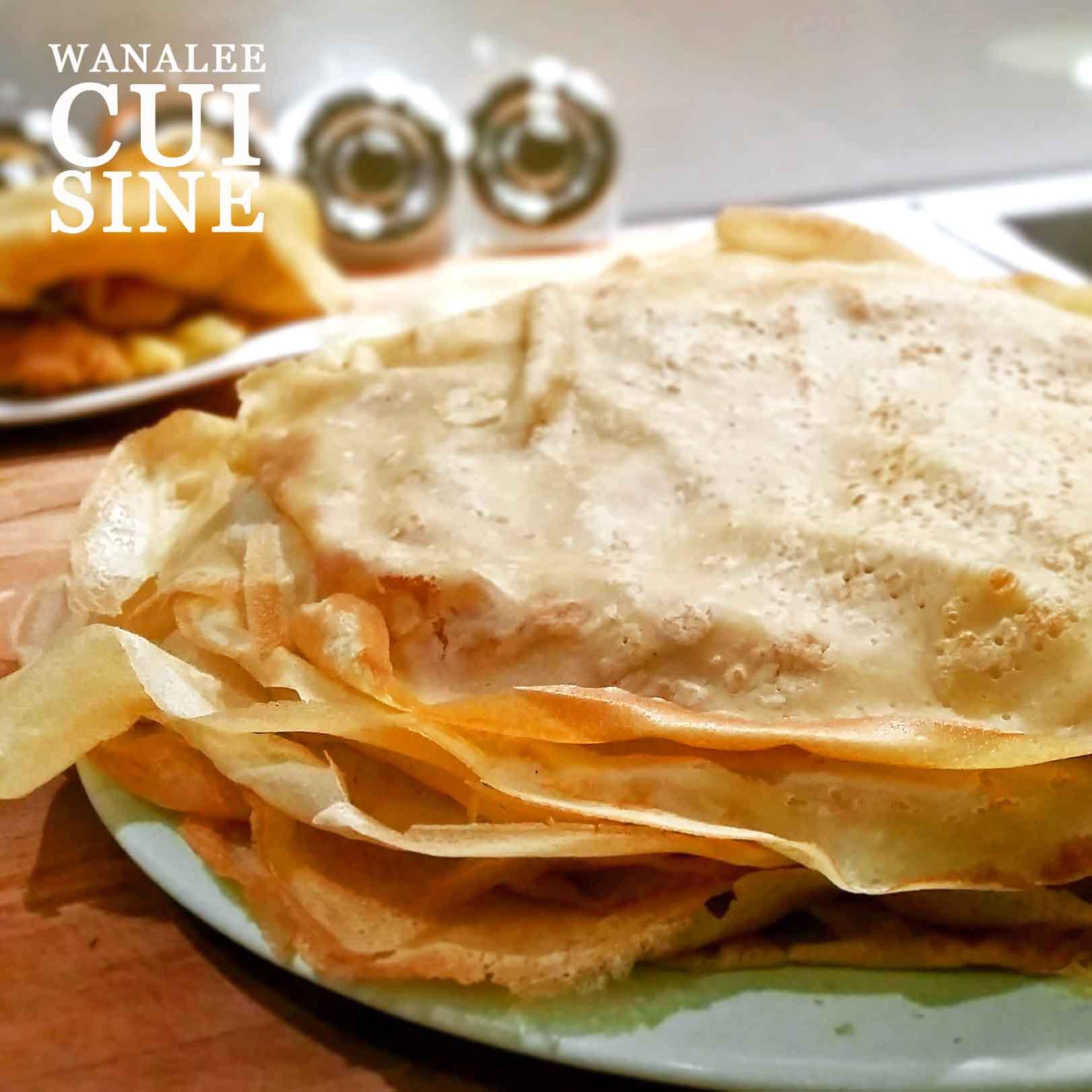 Chandeleur wanalee cuisine - Recette pate a crepe bretonne ...