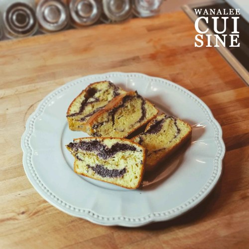 Cake aux 2 tapenades