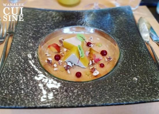 Atelier gourmand de courten_foie gras